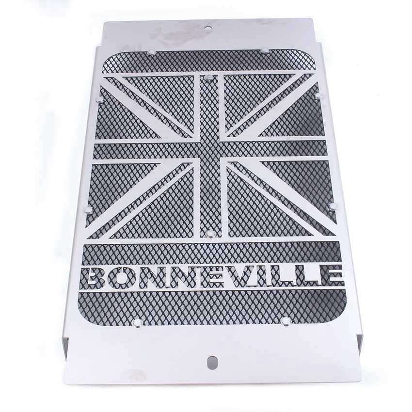 Front Radiator Guard Cover For Thruxton 1200 //T120 //Thruxton R 1200 //T120R 16-19