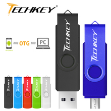 USB Flash Drive pen drive Smart Phone 8GB 16GB 32GB 64GB OTG pendrive external storage micro usb memory stick custom logo u disk