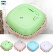 Strong Cleaning Intelligent Avoidance Automatic Rechargeable Robotic Vacuum Cleaner Robot Mopping Machine Microfiber(China)