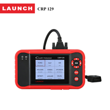 Launch CRP129 EOBD ENG/AT/ABS/SRS EPB SAS Oil Service Light resets obd2 Diagnostic Scanner Auto Code Reader Smart Scan Tool(China)