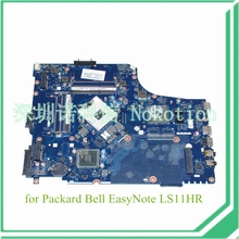 P7YE0 LA-6911P MBBYP02001 For Packard Bell EasyNote LS11HR FOR acer aspire 7750 laptop motherboard HM65 ATI HD 6470M graphics