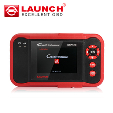 DHL free Launch X431 Creader CRP129 launch CRP129 ENG/AT/ABS/SRS EPB SAS Oil Service Light resets Code Scanner