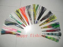 Sample Set (15 pieces) for 9' High SpeedTroling Lure for Tuna/Marlin/Elops Fishing Enjoy Retail Convenience at Wholesale Price
