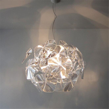 2017 New Style Crystal Chandelier Lighting Fixture Light Lustres for Living Room cafe bedroom Ceiling Lamp  Modern Indoor Light