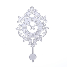 Clock/Dressing Table/Panda/Beauty/Balloon/Blowing Girl Metal Die Cutting Stencil Scrapboking Paper Card Album Photo Craft
