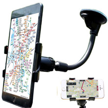 Car Window Windshield Mount Phone Holder For iPhone 6 6S 5S 5 7 Samsung DVR GPS Universal Phone Holder Stand Car Accessories