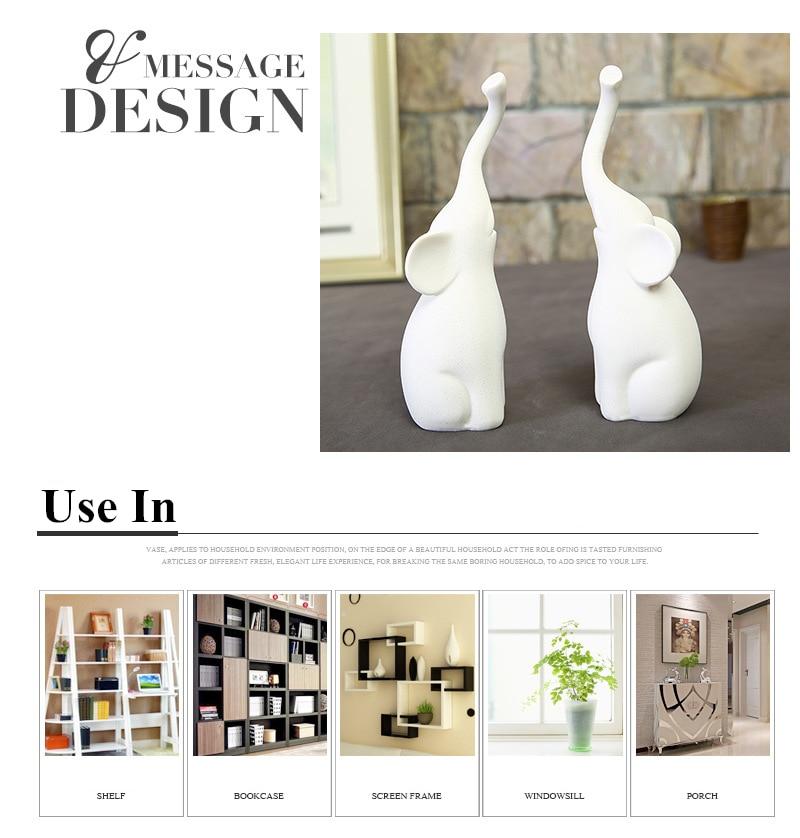 Elephant Lovers Figurines (10)
