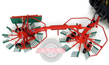 rare Kverneland Gran Turismo Model Agricultural machinery model UH 1:32 Alloy Collection Model