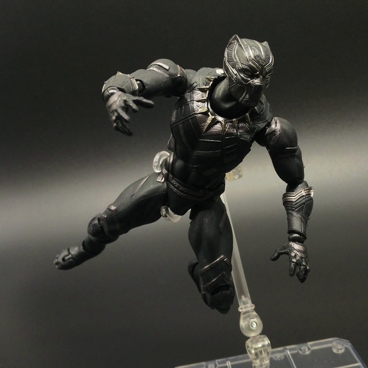 Captain America 3 Panther Ant Man Falcon Eye 6 Inch Action Figure Toys Model<br>