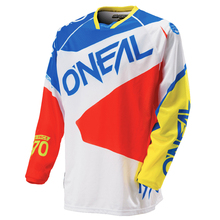 2017 FURY RACE Moto MX Mountain Bike Motocross Jersey BMX DH MTB T Shirt Clothes Long Sleeve MTB Breathable Quick Drying Jersey(China)