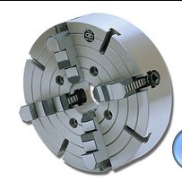 K72-250 10 Inch Independent Manual 4 Jaws Lathe Chuck<br><br>Aliexpress