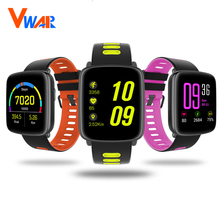 GV68 IP68 Waterproof Smart Watch Pedometer Heart Rate Monitoring Swimming Sport Smartwatch MTK2502 IOS Android Phone SBN68 - VwarBrand Store store
