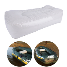 Deflatable Foldable Air Cushion Inflatable Boat Seat For Inflatable Boat Fishing Boat Outdoor Big Valve Camping Pvc Rest Seat(China)