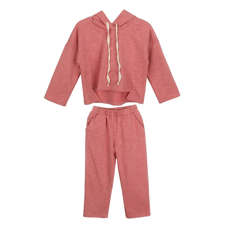2017 New Atutumn Spring Children Girls Clothing Sets Hoodies + Pants 2 Piece Set Girl Clothing Brand 4 6 8 10 12 14 Kids Outfits<br>
