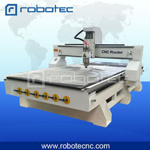 Professional manufacturer Heavy body vacuum table 1325 Wood Carving CNC Router Machine for funiture