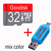 Goodisk Micro SD Card 16GB/64GB SDHCXC 32GB Class10 4GB/8GB Class6 Memory Card Flash Memory 128gb micro sd card microsd 32 gb(China)