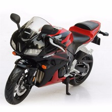 1:12 Maisto Honda CBR600RR Black Red Diecast Model Motorcycle New in Box