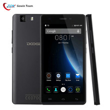 Original Doogee X5 Android 5.1 MTK6580 Quad Core Smartphone 5.0 HD 1280*720 3G Dual Sim Dual Standby 1G RAM 8G ROM Cell phones