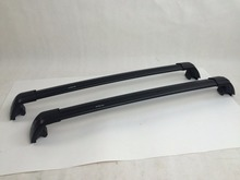 High Quality fit for Hyundai Santa Fe 2013 2014 2015 2016 2017 baggage roof rack roof rail cross bar crossbar(China)