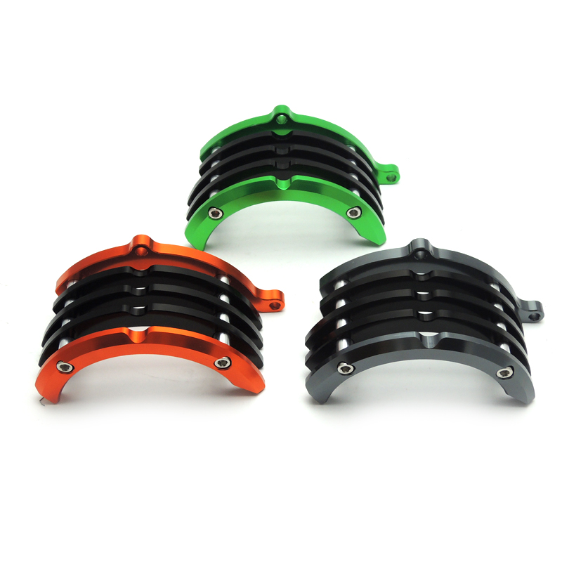 For Kawasaki Motorcycle Right Side Engine Guard Protector fit for Kawasaki Z125/ Z125 Pro 2015 2016 2017 Motorcycle Accessories<br>