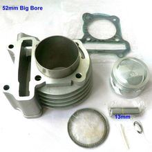 50cc Upto 105cc Big Bore 52mm Performance Cylinder GY6 139QMB Chinese Scooter