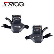 S-Ride SL-M400 MTB 10 Speed Triple Gary Conjoined DIP Shifters Derailleur 30 Speed Mountain Bike Part Compatible for Shimano(China)