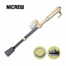 Nicrew Electric Fish Tank Aquario Cleaning Tools Electric Gravel Cleaner Filter Siphon Vacuum Water Change Washer Pump Aquarium(China)