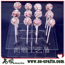 Cake pop Display /Stand/Hodler/Base/Shelf Lollipop Display/Stand acrylic material 1 piece