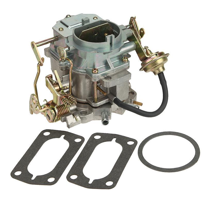 Partol Zinc Alloy Car Carburetor Carb for Plymouth Models for Dodge Truck 1966-1973 Engine Carter Carburetor Replacement(China (Mainland))