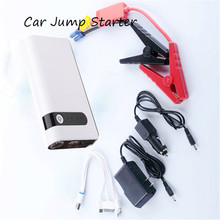 Original Portable 7800mAh Car Jump Starter and Charger for Electronics Mobile Device Laptop Auto Engine Emergency Battery Pack