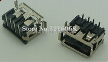 20PCS 10mm Laptop USB Socket/Plug/Interface/Jack 1cm Copper down