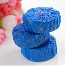 5pcs New Magic Toilet Cleaner Fragrant Ball Blue Bubble Cleaning Toilet Cleaner Home/Hotel Cleaning Supplies