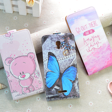 Luxury PU Leather Case For Alcatel Pop Star 5022D Case Flip Phone Case Cover For Alcatel One Touch 5022D Pop Star 3G OT-5022(China)