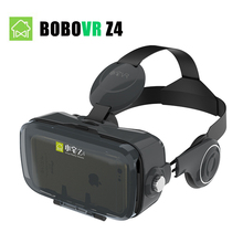 (Ship From US) BOBOVR Z4 and Z4 MINI 120 Degrees FOV 3D Virtual Reality Headset 3D Glasses Movie Video VR BOX with Headphone