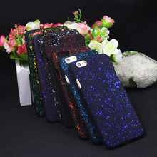 New Style 3D Cover Three-dimensional Stars Ultrathin Frosted Starry Sky Phone Case for iPhone 6 6s Hard PC Cases Fundas Capa