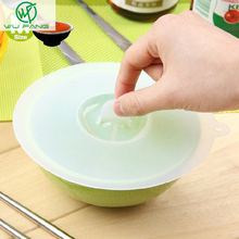 3Pcs/Set Universal Lids Silicone Multi-Purpose Cup Cover Sealing Bowl Cover Lid Cover Household Silicone Crisper Cover(China)