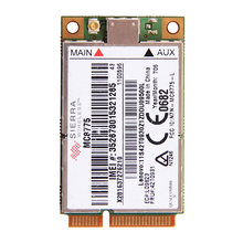 UNLOCKED Sierra MC8775 Wireless 3G WWAN HSPA GSM GPRS EDGE MINI PCI-E Module FRU:42T0931 for IBM Lenovo T61 T61P X61 R61 X300