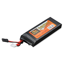 Wholesale ZOP Power 11.1V 2200MAH 8C Lipo Battery For FUTABA Transmitter RC Drone quadcopter parts and accessories best price