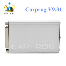 2017 New Carprog V9.31 ECU Chip Tunning for car radios, odometers, dashboards, immobilizers repair including advanced functions