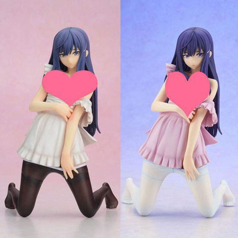 Free Shipping Sexy 8 Fault!! Anime Kamiwazumi Maya Kneeling Ver. 2 Color Boxed 20cm PVC Action Figure Model Doll Toys Gift<br>