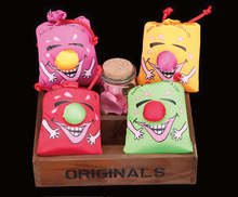 Children's happy toys Music Funny Laugh Bag Pinch Laughter Great Bag Festivals celebrate Funny toys