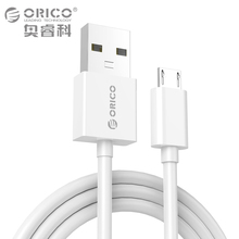 [WHOLESALE] ORICO Micro USB Cable Fast Charge Data Sync for Android Mobile Phone Samsung Galaxy S6 S4 S3 LG HTC Sony(China)