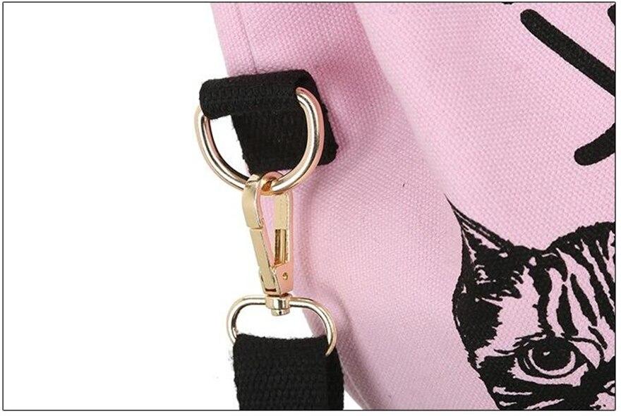Lil Baba Yaga Womens Tote Bags Canvas Shoulder Bag Casual Handbags
