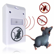 Wholesale High Quality Useful Household Electronic Product Ultrasonic Wave Mosquito Repel Dispeller For Health(China)