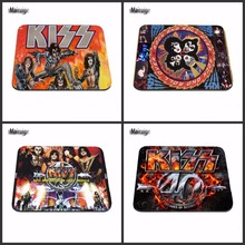 Mairuige Luxury Print Kiss Band Design Stylish Gamer Gaming Comfort Optical Laser Non Slip PC Mouse Pad As Love Music People(China)