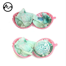 Minch House Keeping Practical Washing Ball Bra Saver Bra washer Bra AID laundry Wash ball Bubble Machine Laundry Protection(China)