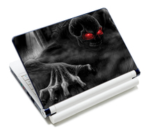 "Skull Protective Durable 10"" 10.1"" 10.2"" Inch Mini Notebook Laptop Cover Netbook Sticker Skin Dust-proof"