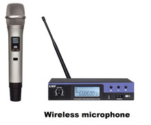 Professional UHF Wireless Microphone System wireless handheld microphone for Shure Wireless microfono