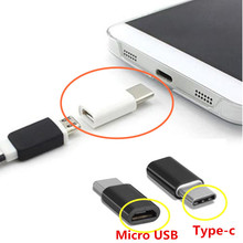 USB Type C Male 3.1 to Micro USB Female Data Converter Adapter For MacBook 12