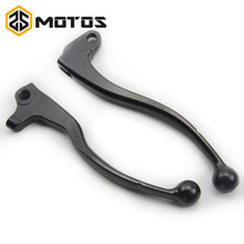 ZS MOTOS Left & Right Motorcycle Hand Grip Used For Yamaha FZ 16 FZ16 Motorbike Handlegrips